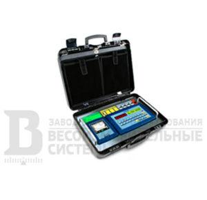 Весоприемное устройство для подкладных весов Dini Argeo