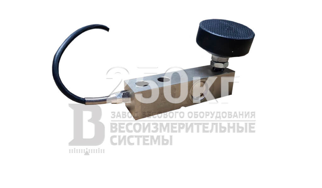 Тензодатчик Keli SQB-A-C3 250kg