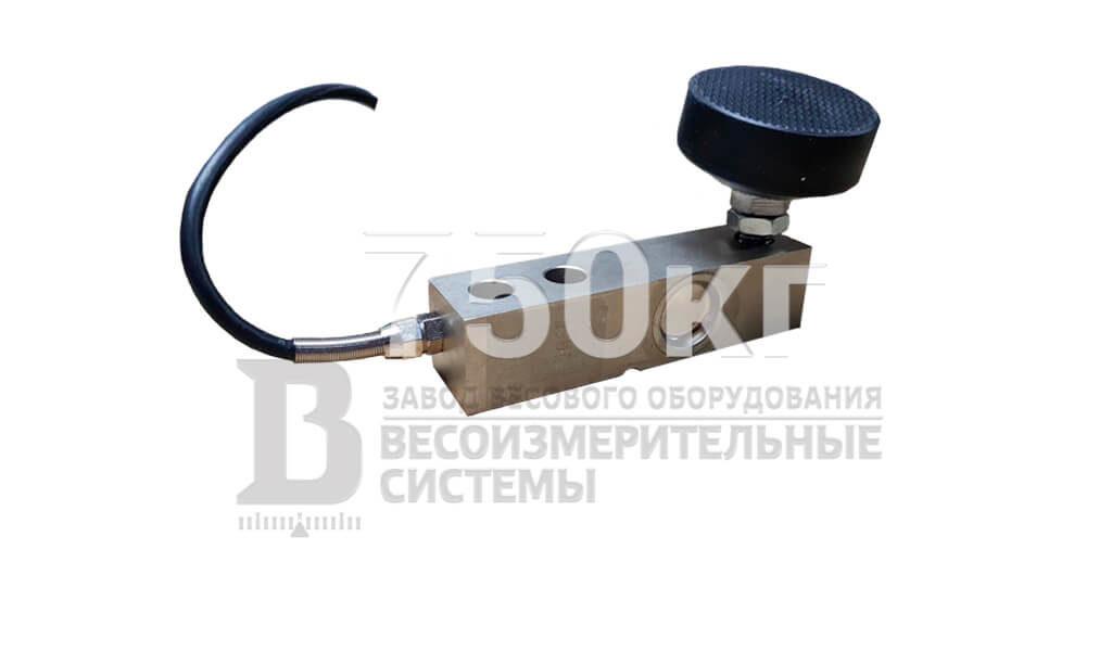 Тензодатчик SQB-A-C3-750 kg