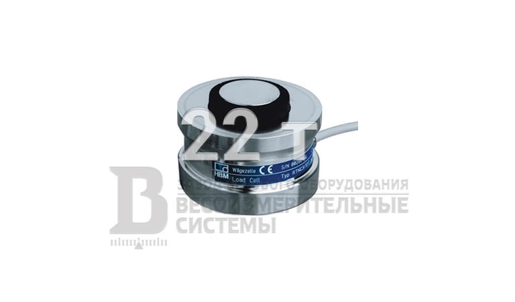 Тензодатчик HBM RTN-C3-22t