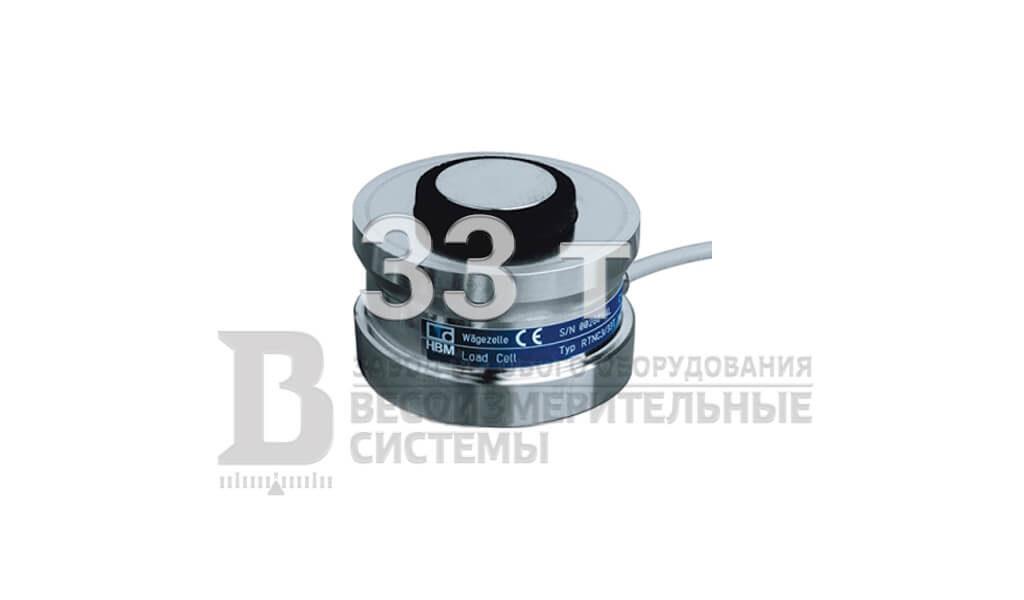 Тензодатчик HBM RTN-C3-33t