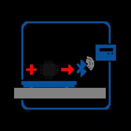 Модернизация весов для склада в беспроводные